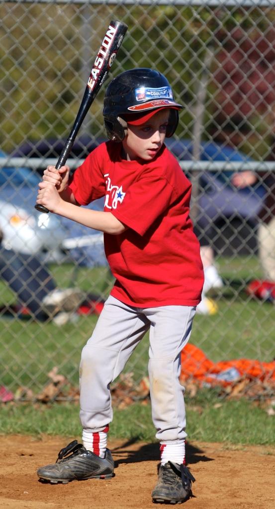 Joe at Bat 1