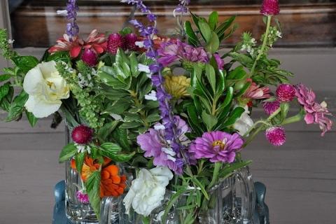 wrays landing flowers